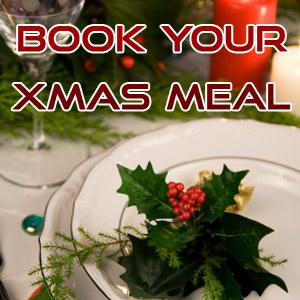 Book your Christmas Meal